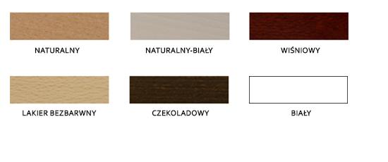 biurka drewniane