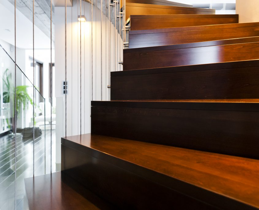 schody bukowe